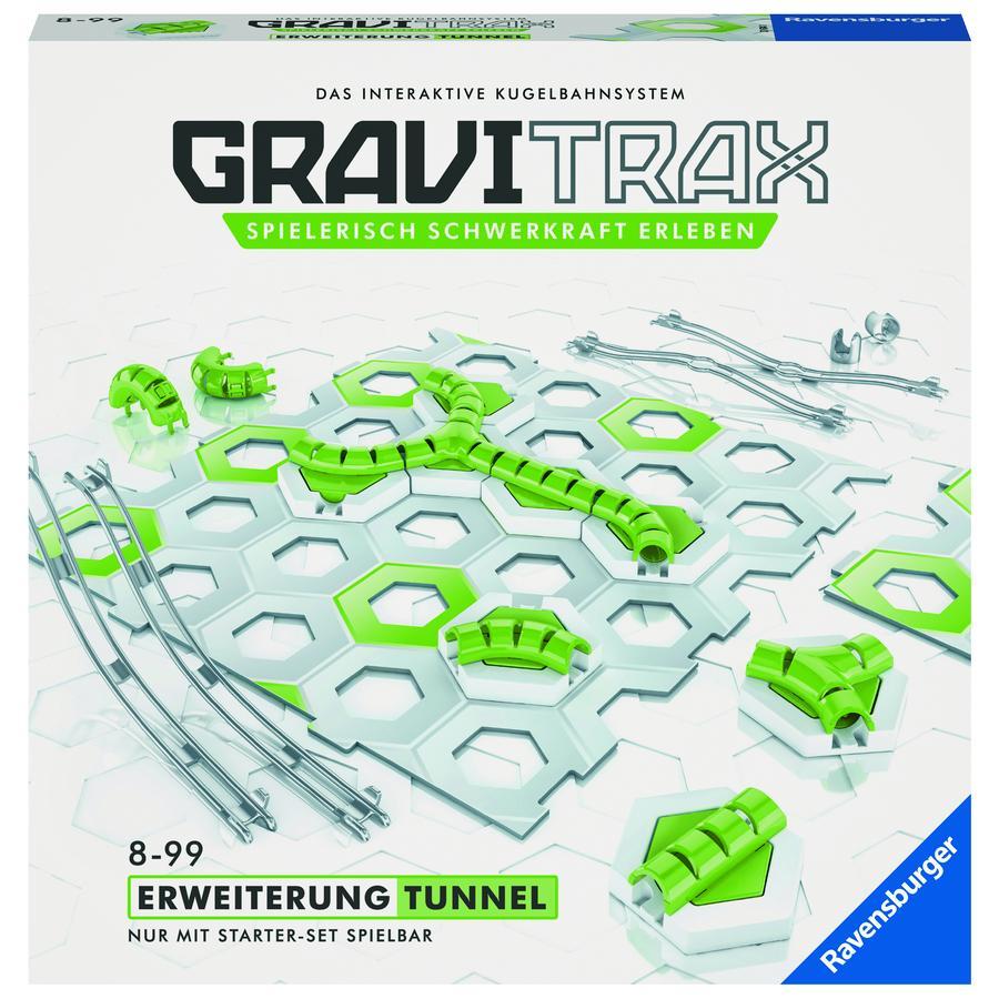 Ravensburger Extension tunnel pour circuit à billes GraviTrax