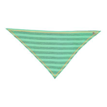s.Oliver Boys Szalik trójkątny jasnozielony
