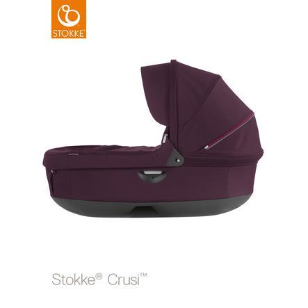 stokke babyschale f r crusi trailz purple. Black Bedroom Furniture Sets. Home Design Ideas