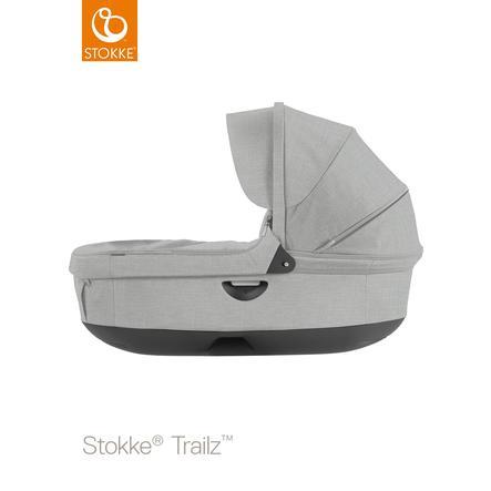 STOKKE® Babyschale für Crusi™ & Trailz™ Grey Melange