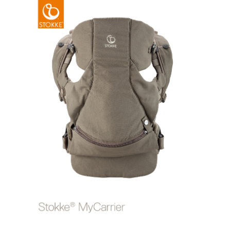 STOKKE® MyCarrier™ Bauchtrage brown