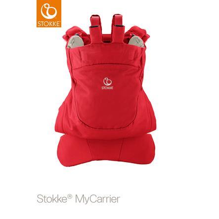 STOKKE® MyCarrier™ Bauch -und Rückentrage red