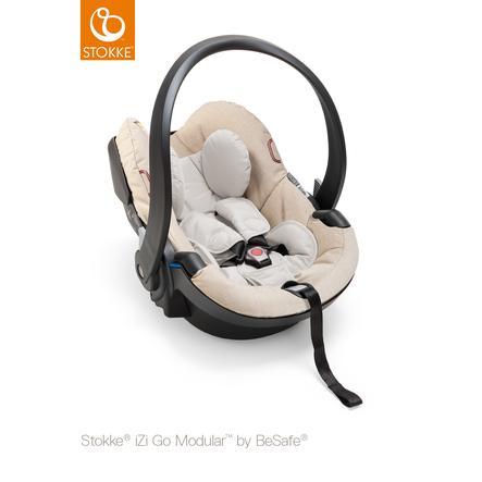 STOKKE® iZiGo™ Modular™ by BeSafe® Beige Melange