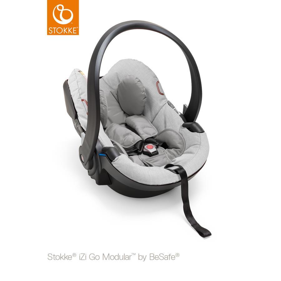 STOKKE® iZiGo™ Modular™ by BeSafe® Grey Melange