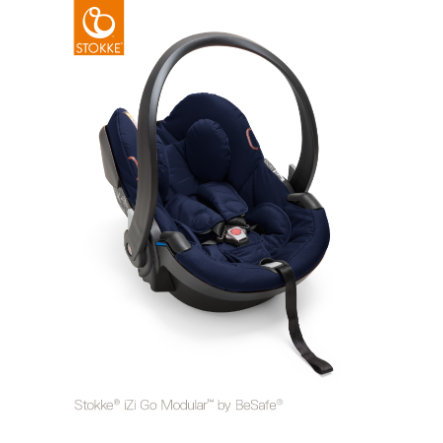 STOKKE® iZiGo™ Modular™ by BeSafe® Deep Blue