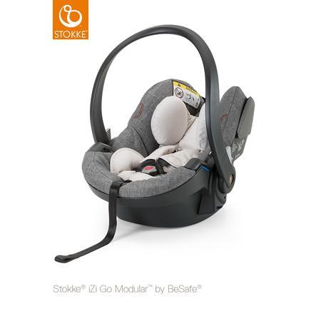 STOKKE® iZiGo™ Modular™ by BeSafe® Black Melange