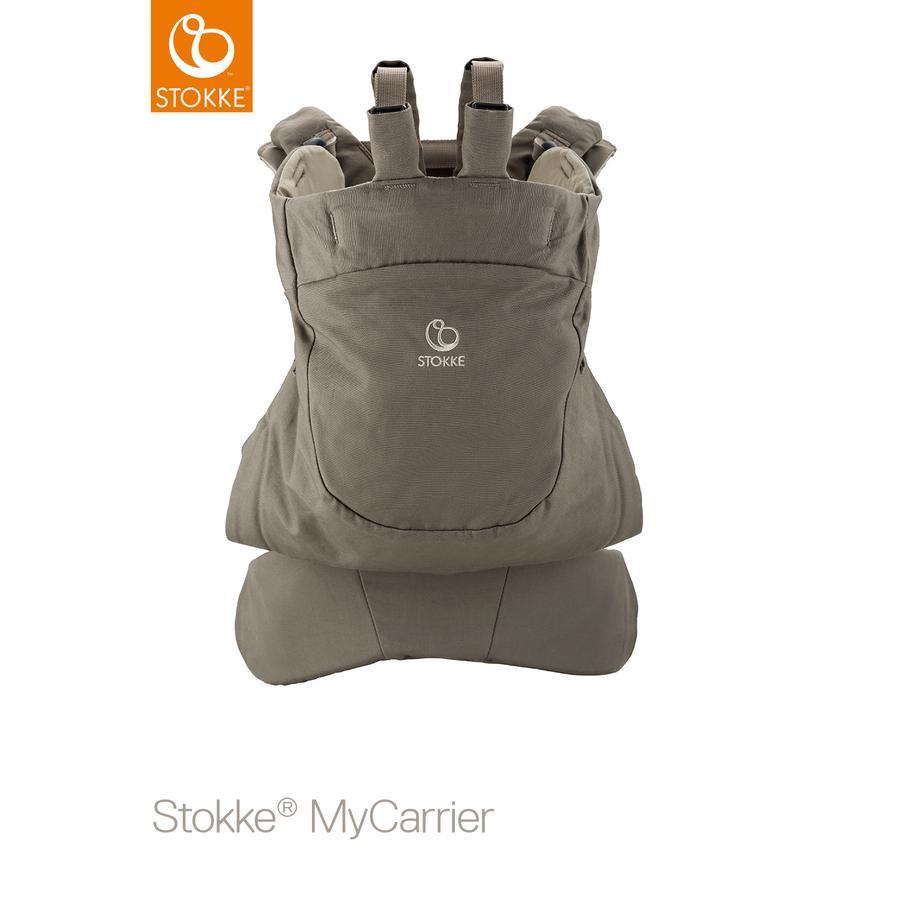 STOKKE® MyCarrier™ Rückentrage brown