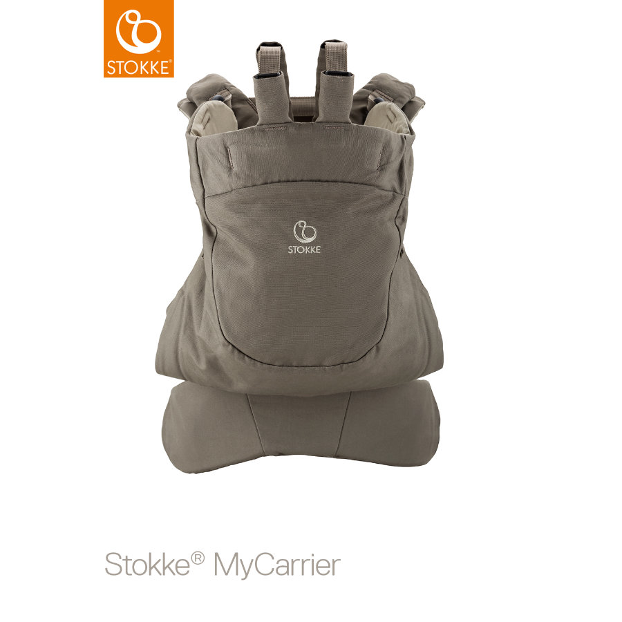 STOKKE® Rückentrage MyCarrier™ Brown