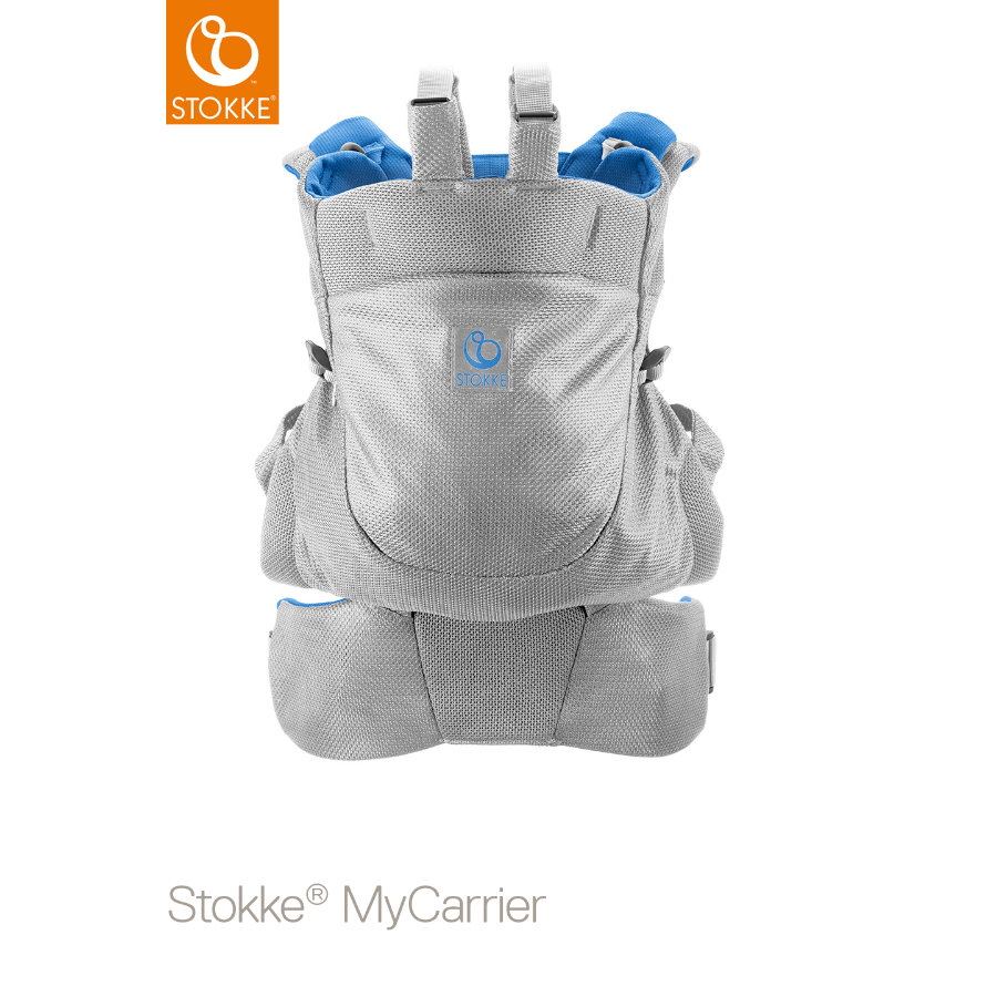 STOKKE® MyCarrier™ Bauch -und Rücktrage marina mesh