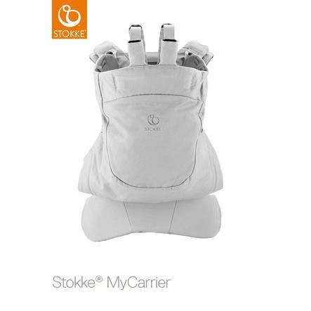 STOKKE® MyCarrier™ Bauch -und Rückentrage grey