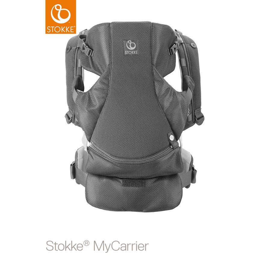 STOKKE® MyCarrier™ Bauchtrage grey mesh