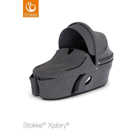STOKKE® Babyschale Xplory® V6 Black Melange