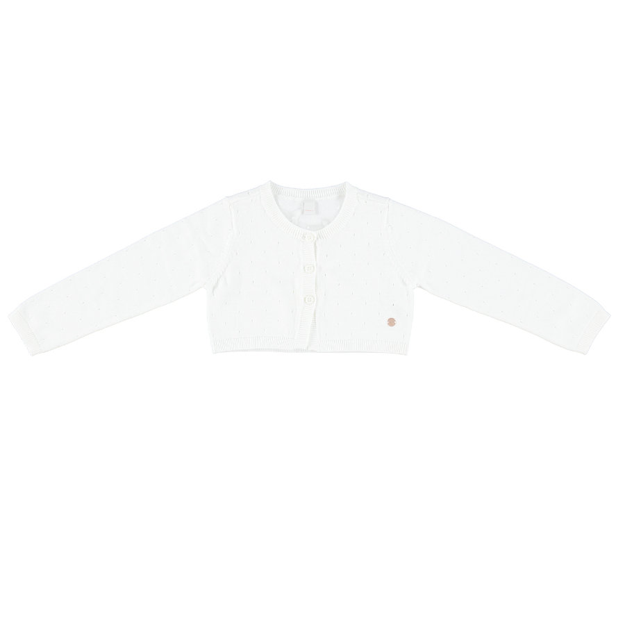 ESPRIT Girl s cardigan off white