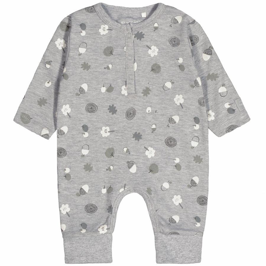 STACCATO Baby Overall grijs melange