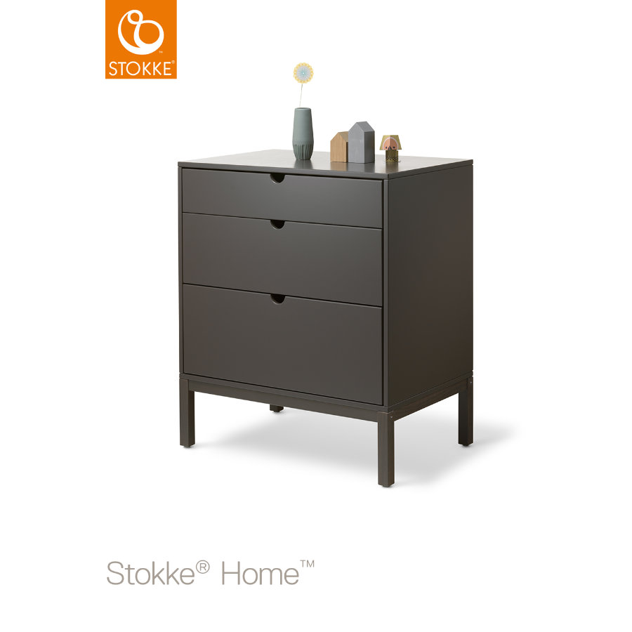 STOKKE® Home™ Dresser Kommode Hazy Grey