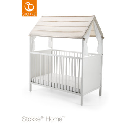 stokke home bett dach natur. Black Bedroom Furniture Sets. Home Design Ideas