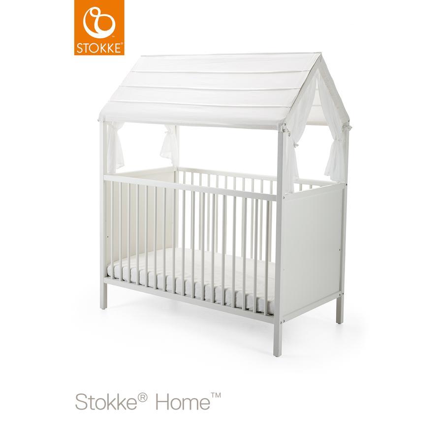 Stokke Home Bett Dach Weiß Babymarkt De