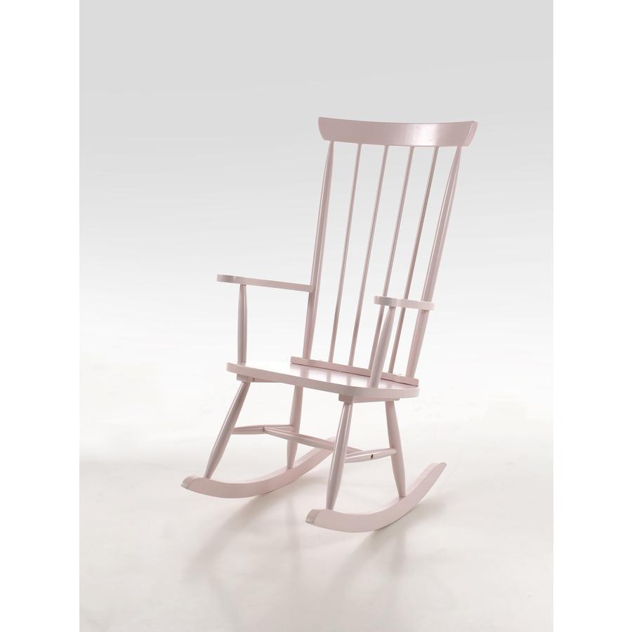 VIPACK Krzesło na biegunach rosa