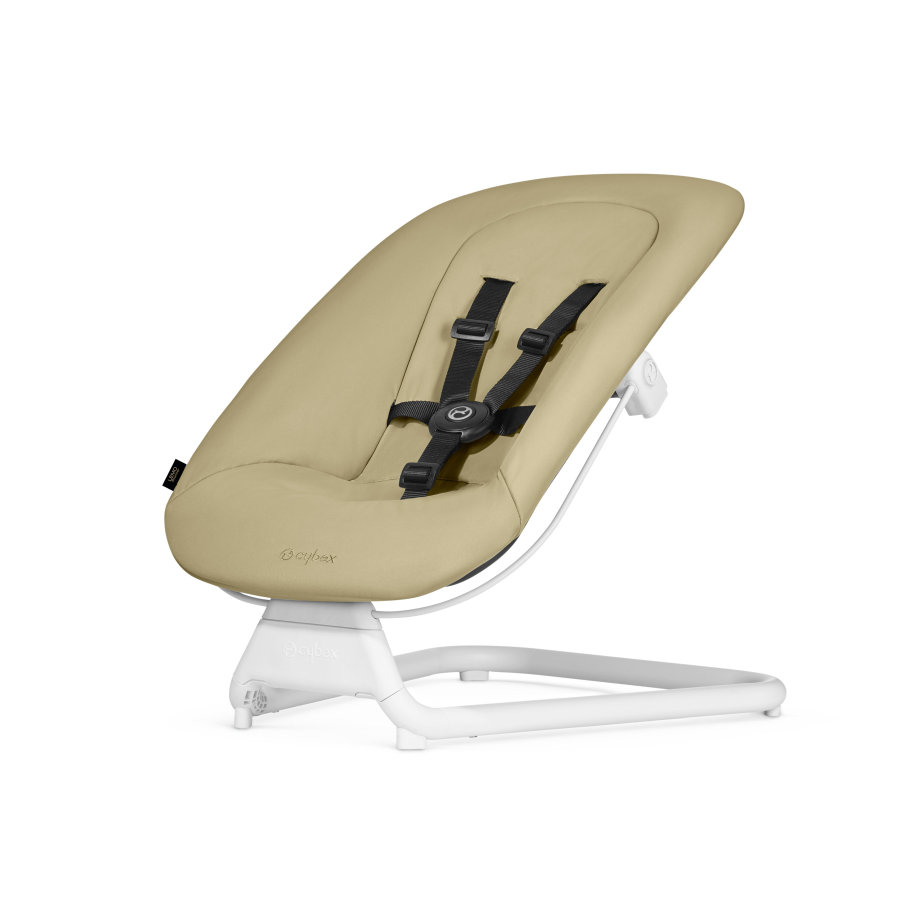 cybex GOLD Lemo Bouncer Pale Beige-beige