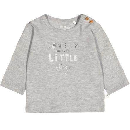 STACCATO Camicia manica lunga grigio melange