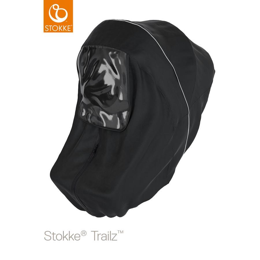 Stokke® Regenschutz Transparent