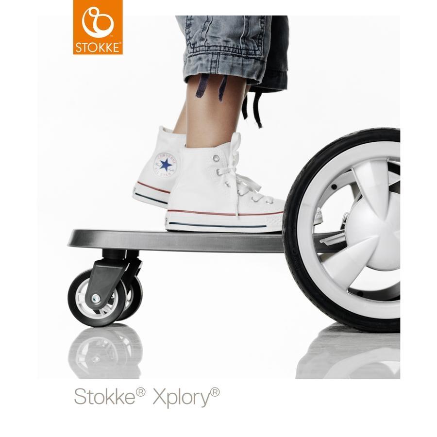 STOKKE® Xplory® Geschwister Board grau