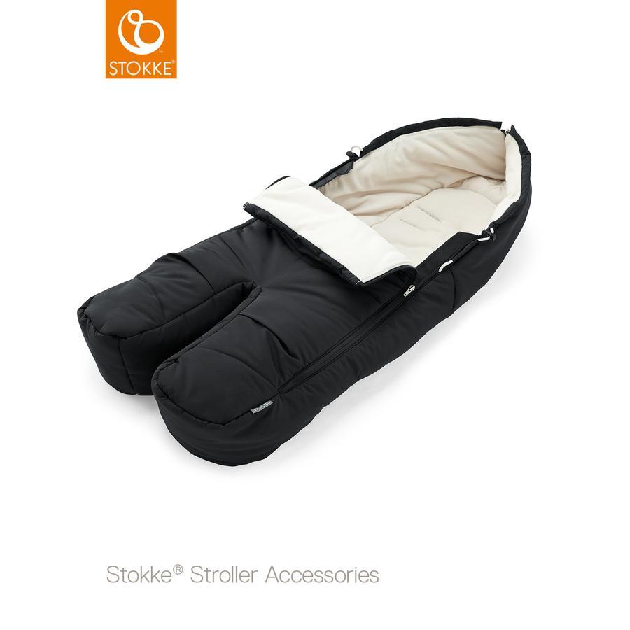 STOKKE® Fußsack Black
