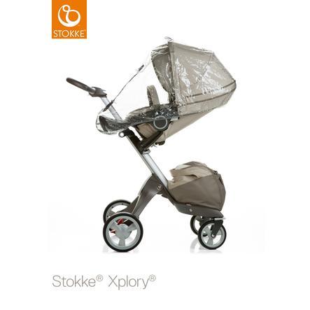 Stokke® Regenschutz für Xplory Transparent