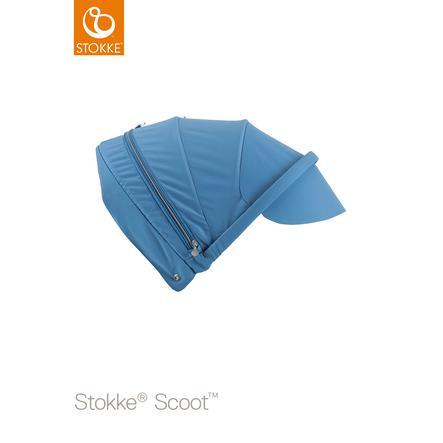 STOKKE® Scoot™ V2 Sonnendach Blue
