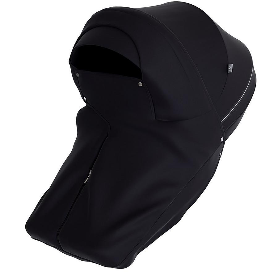 STOKKE® Windschutz für Xplory® und Trailz™ black