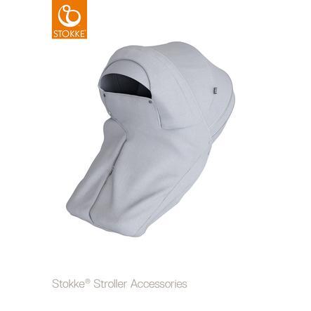 STOKKE® Windschutz für Xplory® und Trailz™ grey melange