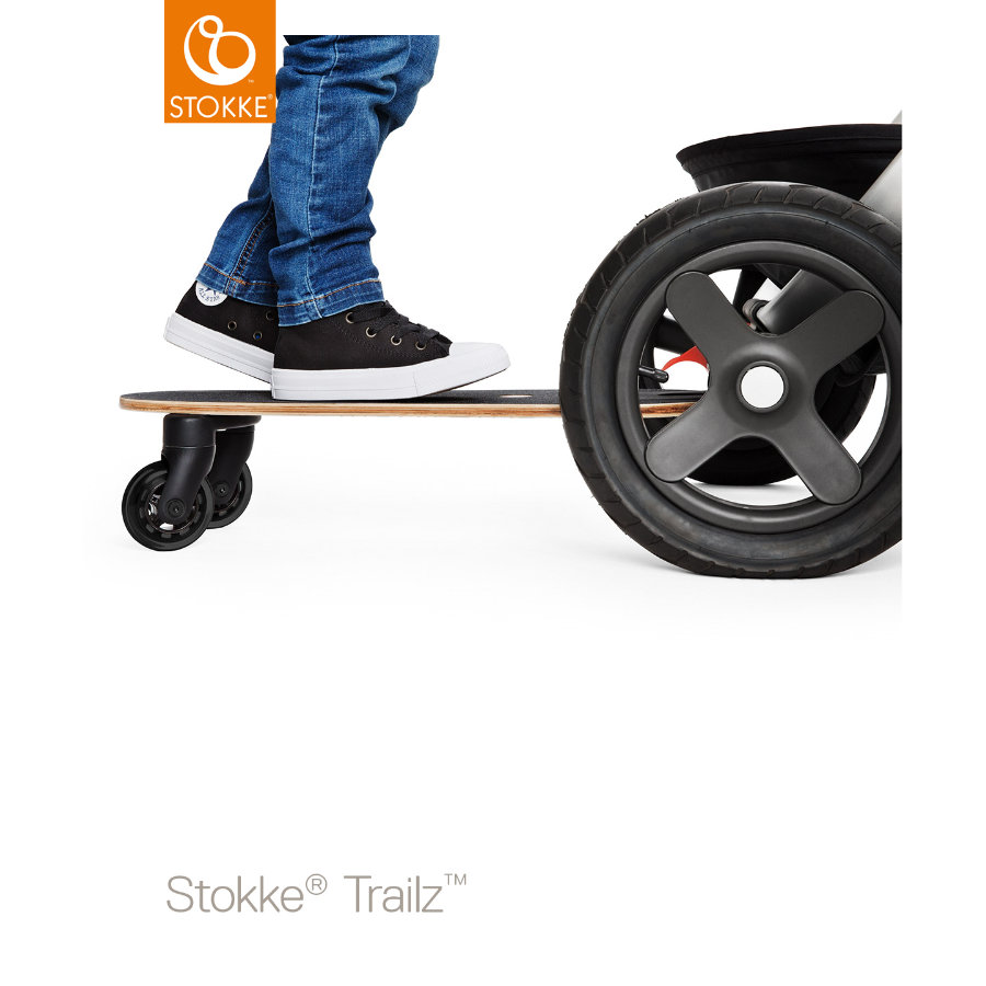 STOKKE® Trailz™ Geschwister Board