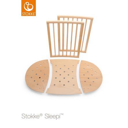 STOKKE® Sleepi™ Kinderbett Umbausatz natur