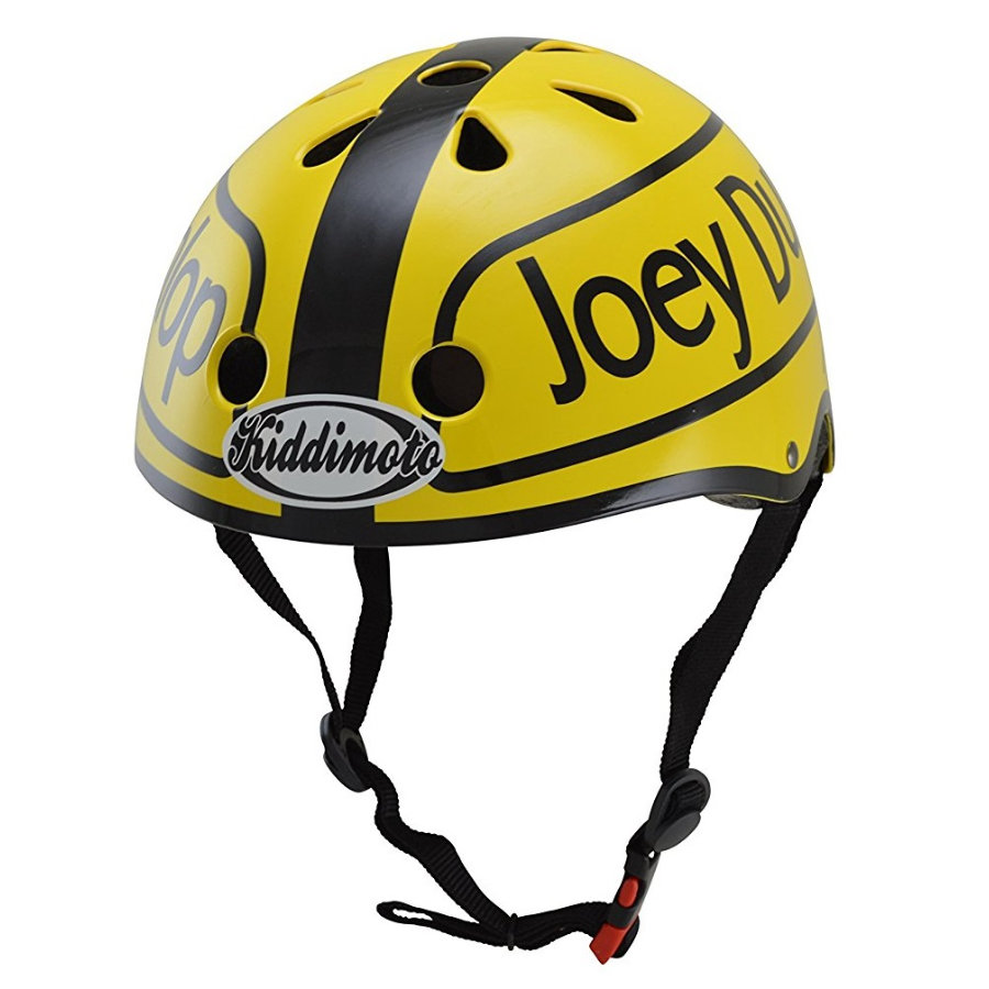 kiddimoto® Helm Limited Edition Hero, Joey Dunlop - Maat S, 48-53cm