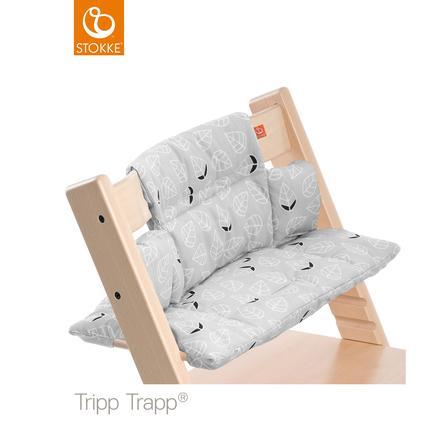 STOKKE® Tripp Trapp® Classic Baby Sitzkissen Grey Leaf beschichtet