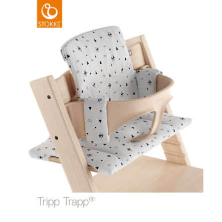 stokke tripp trapp classic baby sitzkissen white mountains. Black Bedroom Furniture Sets. Home Design Ideas