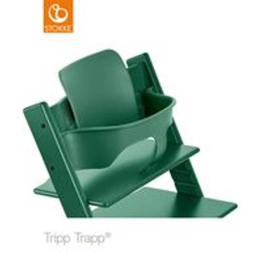 STOKKE® Tripp Trapp® Baby Set Forest Green