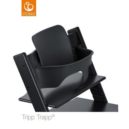 Stokke ® Vauvaistuin Tripp Trapp® Baby Set, musta