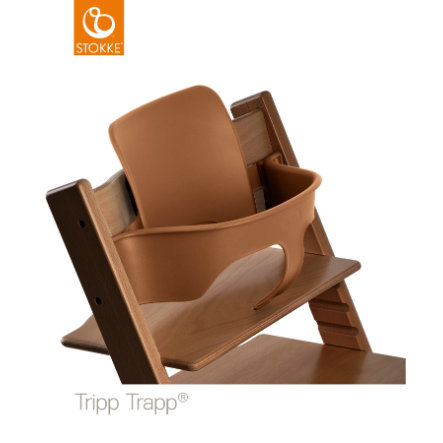 STOKKE® Tripp Trapp® Baby Set walnussbraun