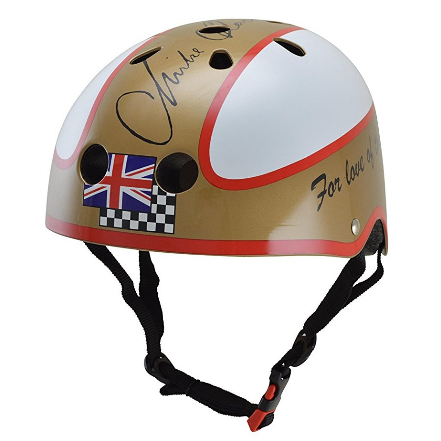 kiddimoto casco Limited Edition Hero, Mike Hailwood - taglia S, 48-53 cm