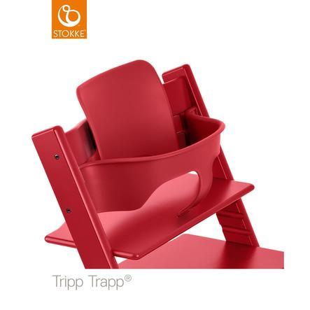STOKKE® Tripp Trapp® Baby Set rot