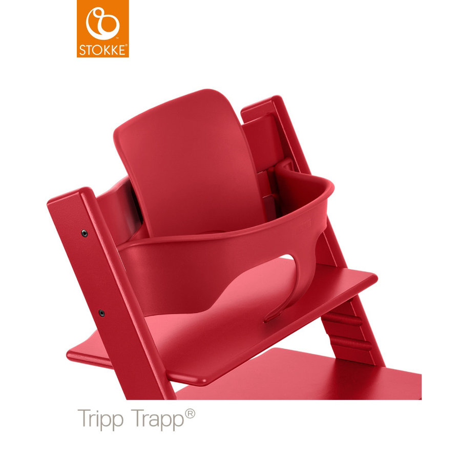 Stokke® Tripp Trapp® Baby Set™ Rouge