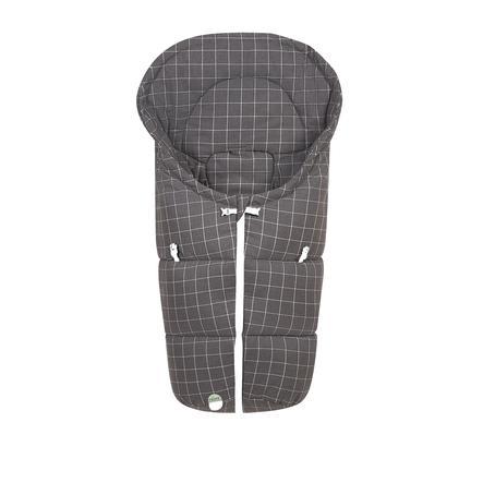 odenwälder Kørepose Check Webkaro graphite