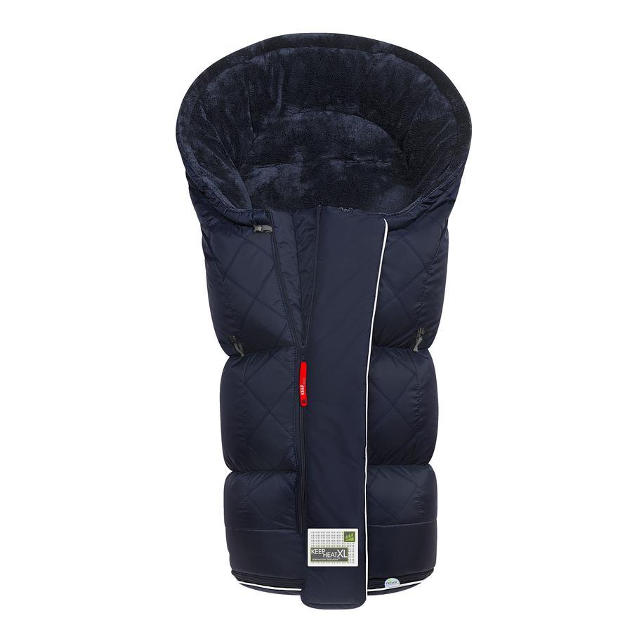 odenwälder Chancelière bébé keep heat XL bleu marine