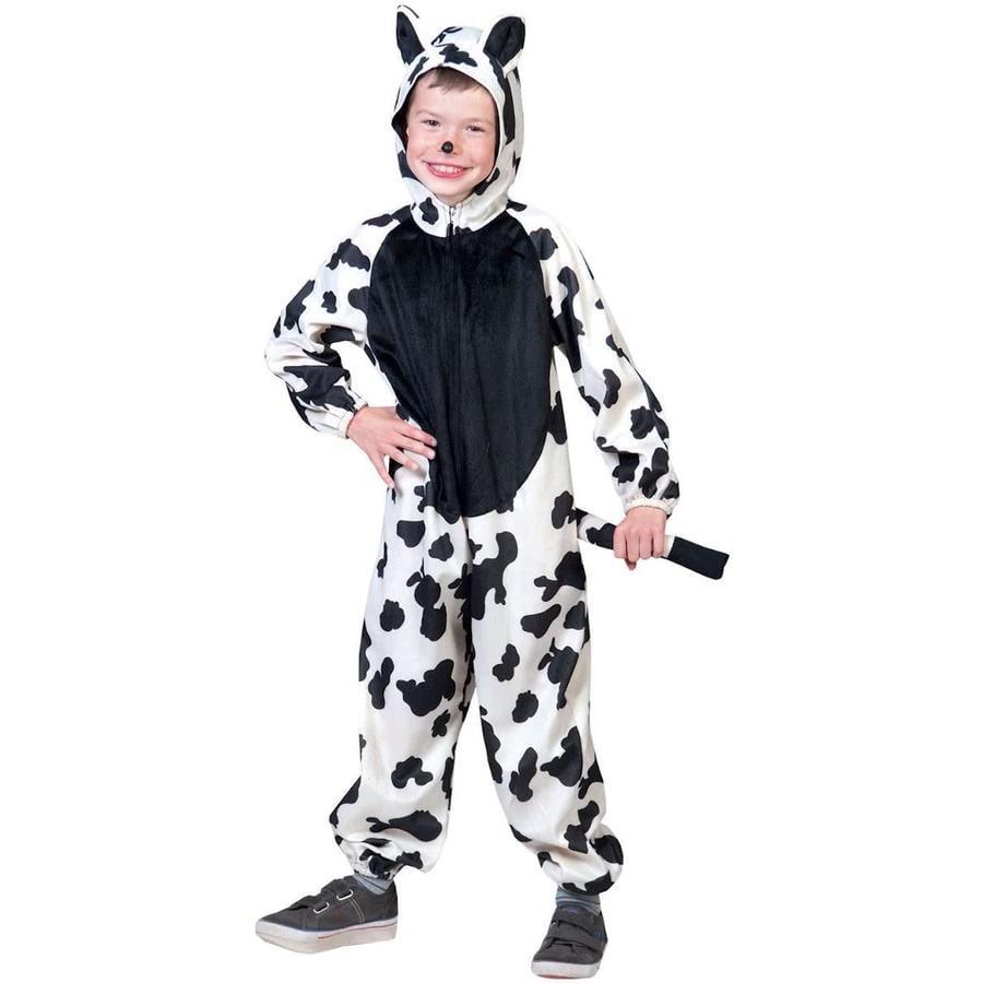 FUNNY FASHION karnevaalipuku lehmä