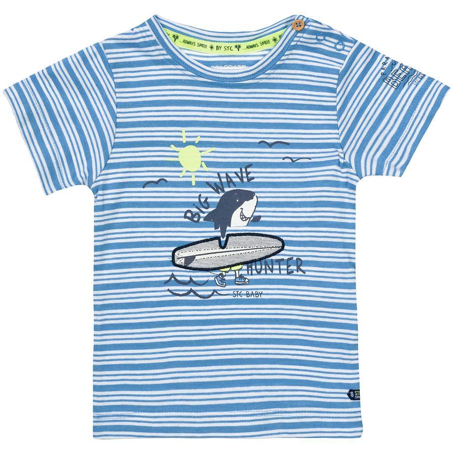 STACCATO Boys T-Shirt Niebieski pierścień