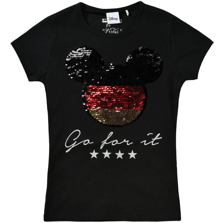 STACCATO Girl s T-Shirt noir