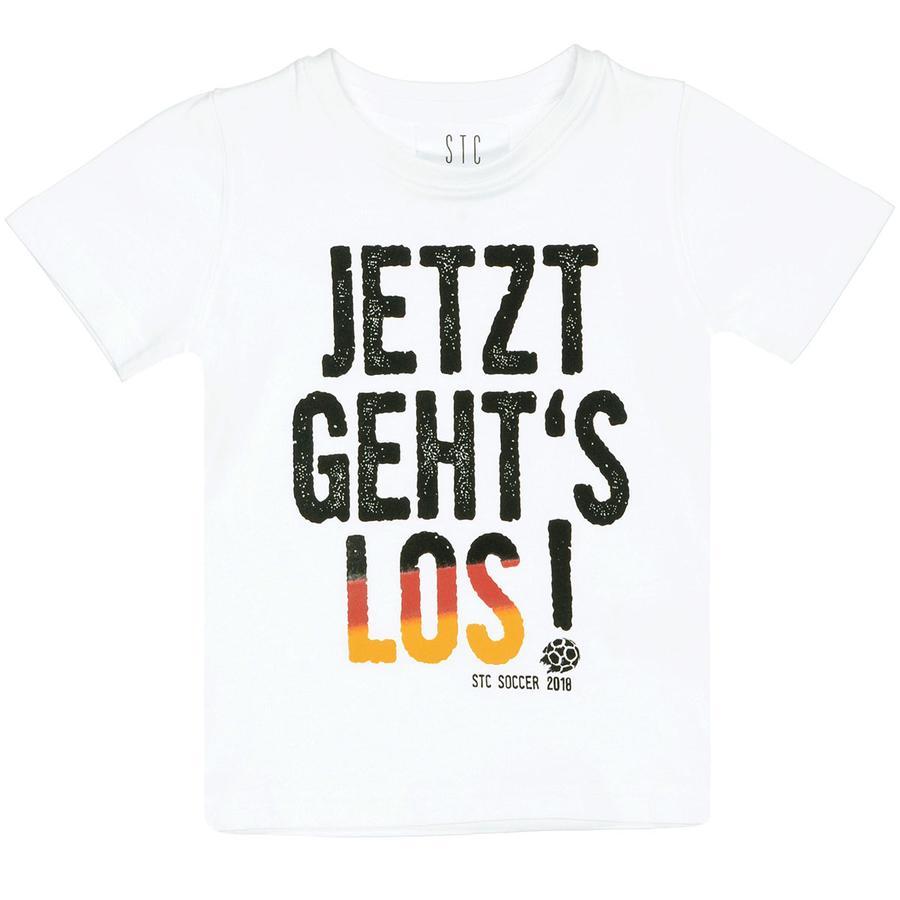 STACCATO Jongens T-Shirt wit