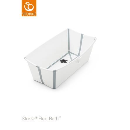 STOKKE® Babywanne Flexi Bath® weiß ab der Geburt