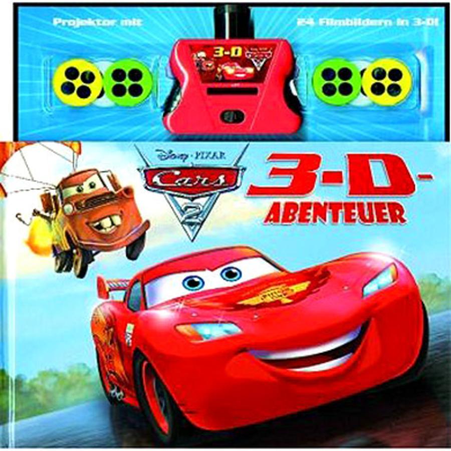 PIL Cars 2 - 3-D-Abenteuer